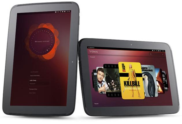 Se anuncia Ubuntu para tablets
