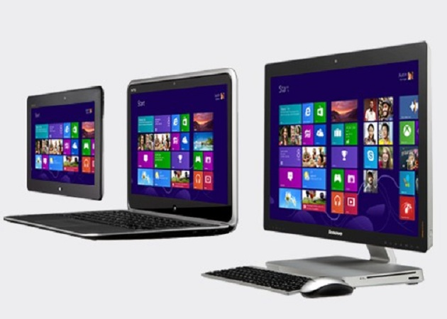 En enero Windows 8 ha tenido un incremento del 30%