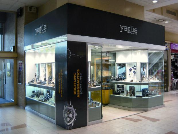 Yagüe Joyeros gestiona en tiempo real su red de tiendas y almacenes con UNIT4 ekon