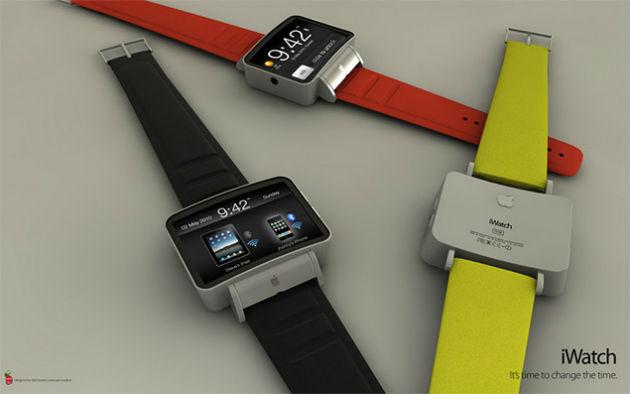 Apple desarrolla su reloj iWatch con un equipo de más de 100 persona