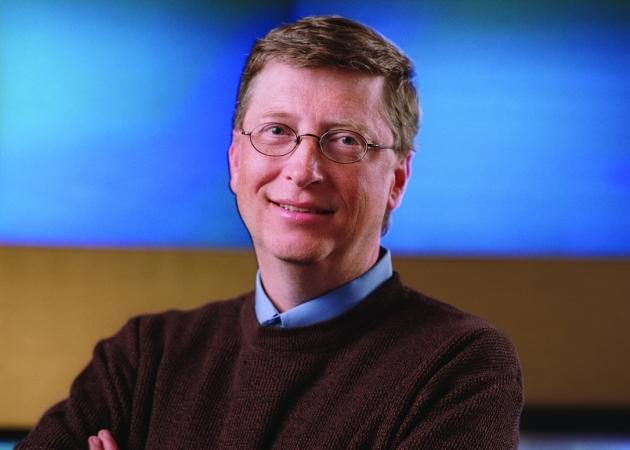 Bill Gates reconoce los fallos de Microsoft con su estrategia móvil