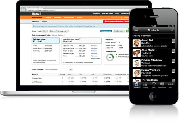 Bizzcall: devuelve el dinero por usar el móvil personal para llamadas de trabajo