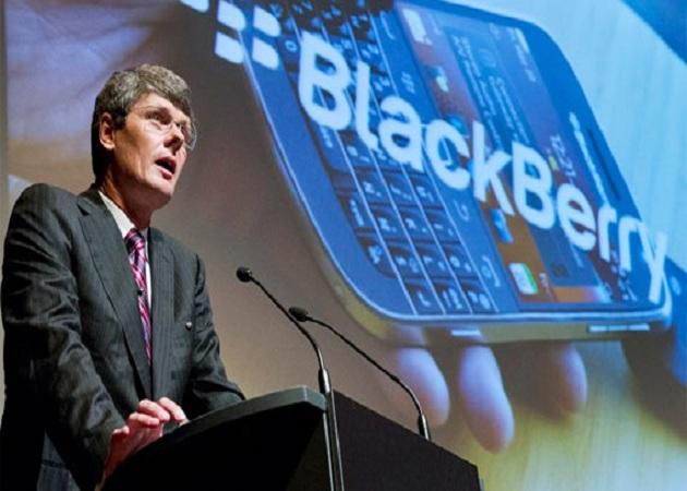 BlackBerry pone sus ojos en Asia