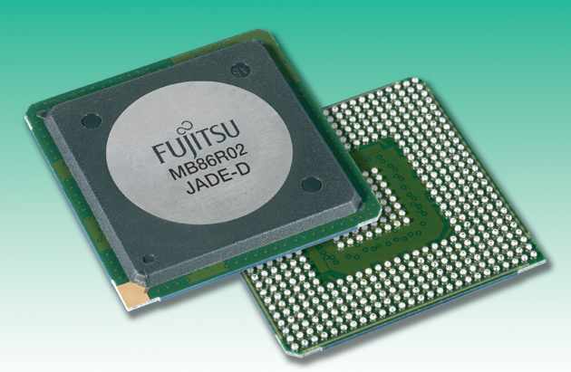 Chips Fujitsu