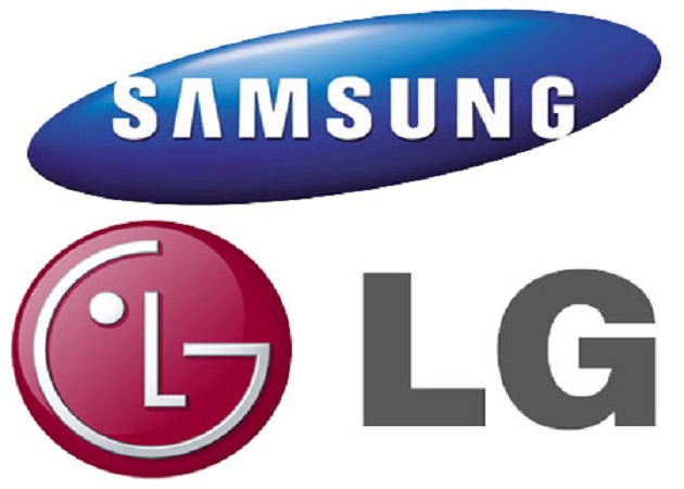 Samsung y LG anuncian el fin de sus lítigios por sus negocios de pantallas