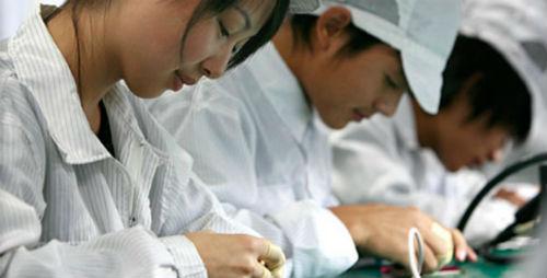 HP obliga a sus fábricas chinas a no contratar estudiantes ni ett