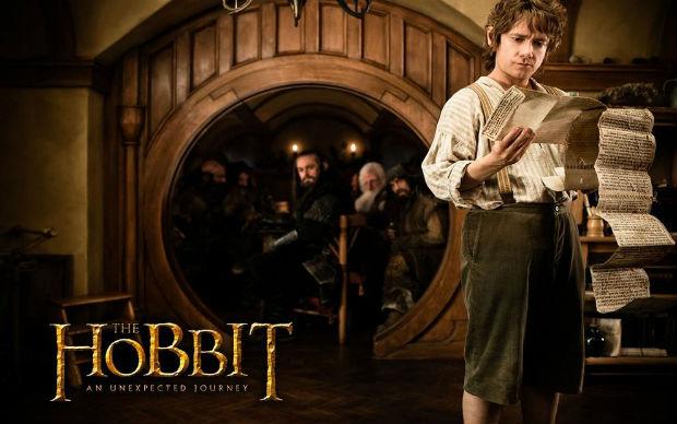 Christie fue la elegida para el estreno mundial de El Hobbit