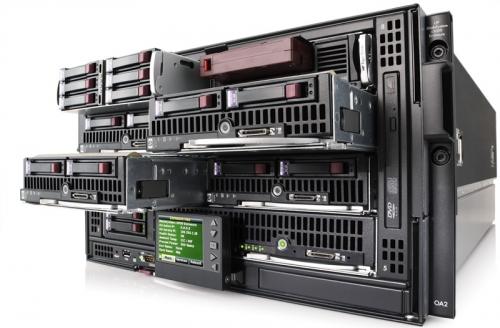 HP refuerza su liderazgo en Infraestructura Convergente