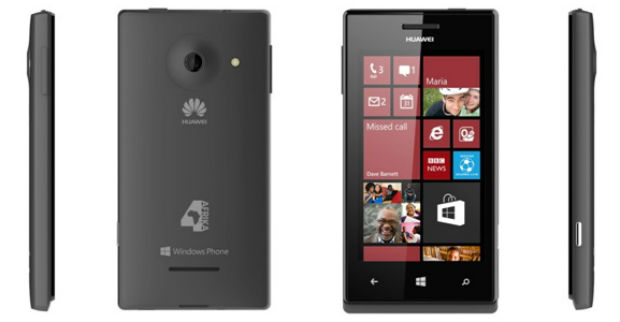 Huawei 4afrika el primer smartphone con Windows phone en África