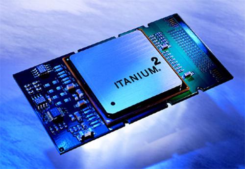 Intel Itanium podría estar herido de muerte