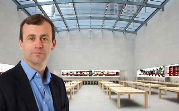 El ex jefe de venta de Apple ahora vende bisutería