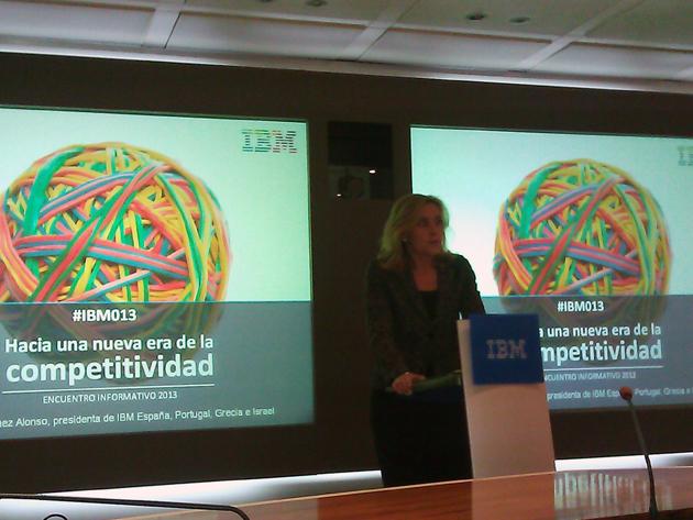 La nueva presidenta de IBM España expone los retos actuales de las organizaciones