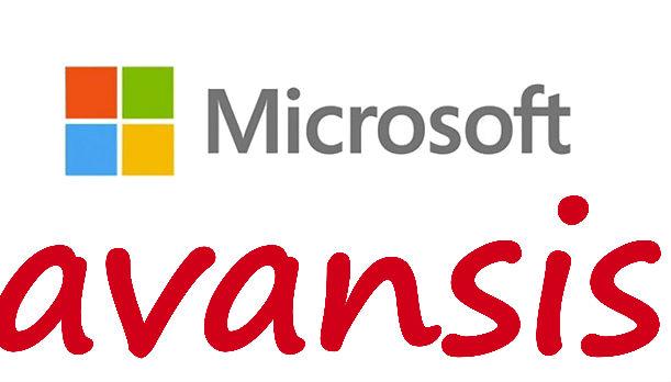 Avansis, Partner SAM de Microsoft