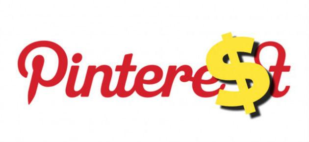 Pinterest valorada en 2.500 millones de dólares