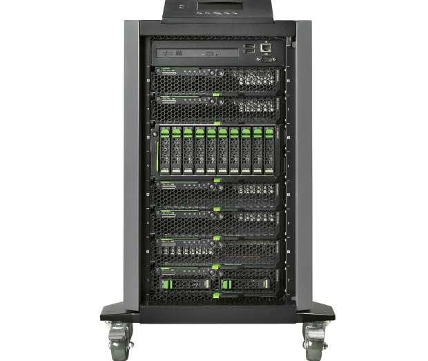 Fujitsu PRIMERGY BX400