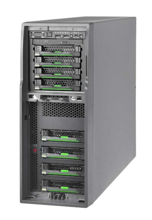 Fujitsu PRIMERGY TX200 S7