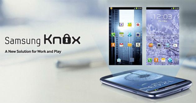 Centrify y Samsung presentarán Samsung Knox