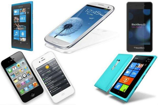El mercado de smartphone ¿atascado?