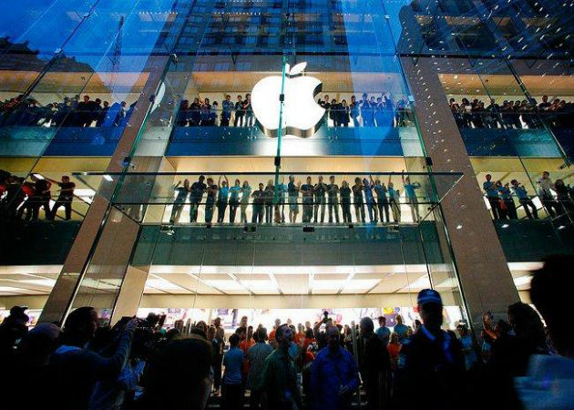 Apple ya es la primera marca de comunicaciones