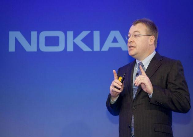 El CEO de Nokia ganó un 45,4% menos en 2012