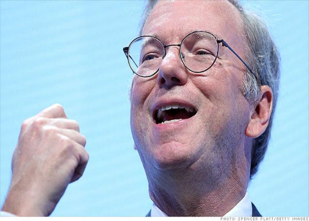 Eric Schmidt obtendrá un bonus de 6 millones de dólares por su trabajo en Google durante 2012