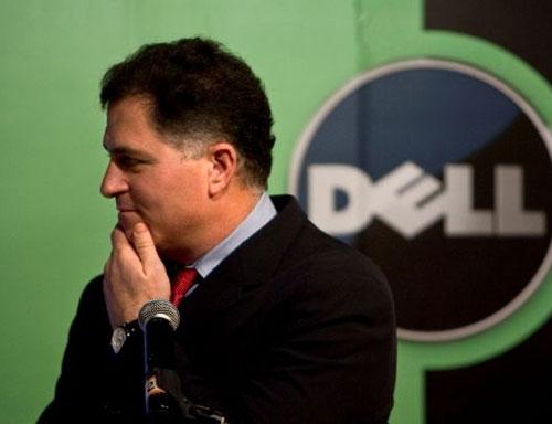 Las 'novias' de Dell: Blackstone, HP y Lenovo