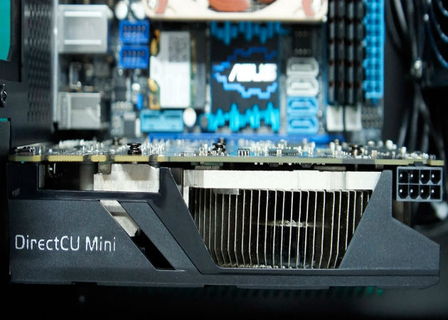 ASUS muestra en el CeBIT su GeForce GTX 670 DirectCu Mini