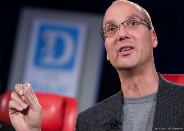 Andy Rubin abandona la dirección de Android