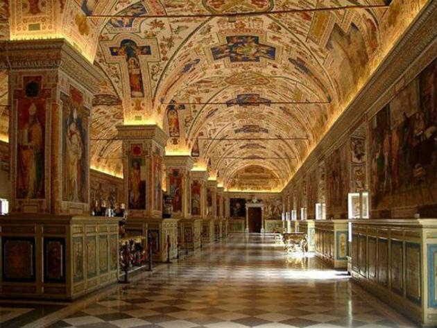 EMC amplia el almacenamiento del vaticano