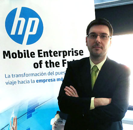 """Carlos de Marco, de HP: """"Los contratos multifabricante abaratan los costes directos e indirectos"""""""