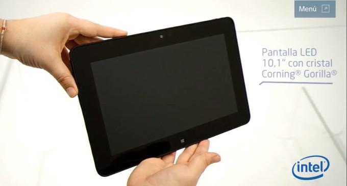 Dell Latitude 10, análisis en vídeo