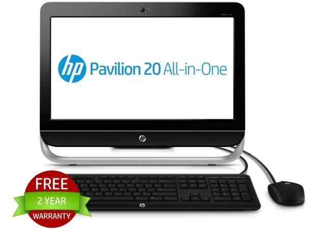 HP lanza en Europa PC 'todo en uno' con Ubuntu
