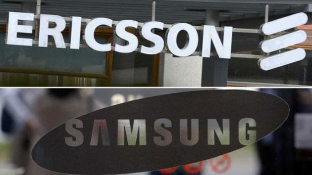 Ericsson versus Samsung
