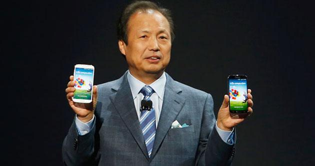 Samsung añade a dos co-CEOs a las divisiones de móviles y TVs de la compañía