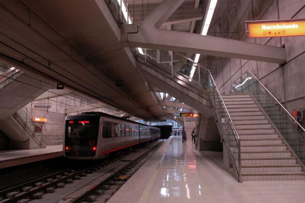 Metro de Bilbao vuela seguro con Kaspersky Lab