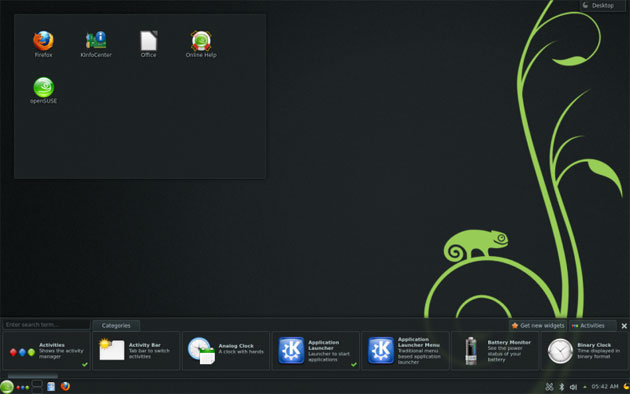 OpenSUSE 12.3 ya está disponible