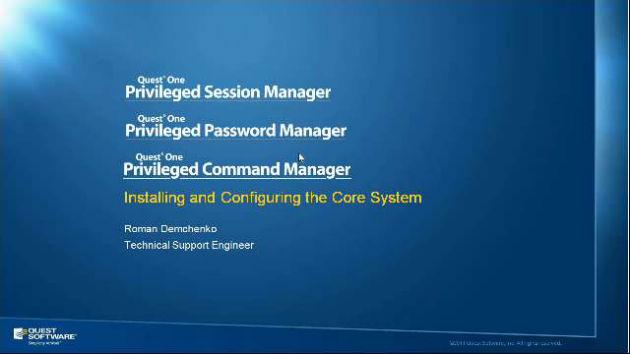 Dell Software presenta una solución unificada de gestión y seguridad de cuentas privilegiadas