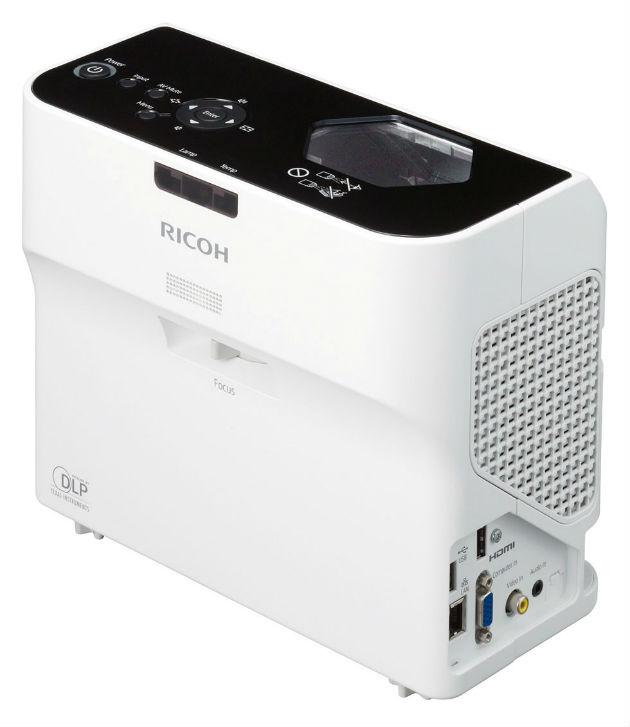 RICOH amplía su negocio con nuevos proyectores y sistemas profesionales de videoconferencia