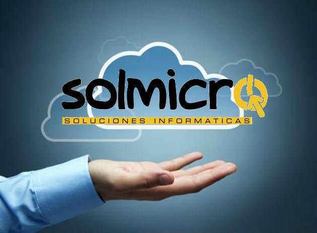 NACE SOLMICRO CLOUD, EL ERP-CRM Y ALOJAMIENTO EN LA NUBE DEL GRUPO SOLMICRO