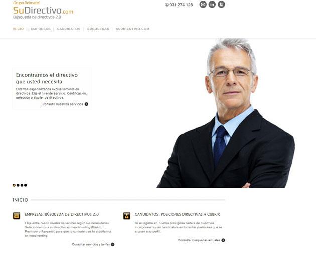 """Sudirectivo.com, a la """"caza"""" de CEOs"""