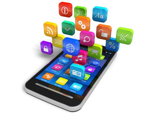 El 64% del tiempo que pasamos con los móviles lo dedicamos al uso de las apps