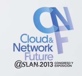 HP y las redes SDN en asLAN.2013