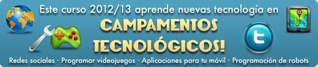Innovae e Interxion organizan el Campus Tecnológico Semana Santa 2013