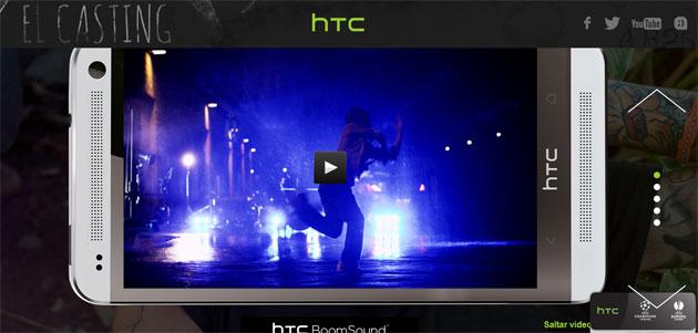HTC convoca un casting para la comercialización de HTC One en España