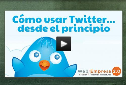 Curso de Twitter