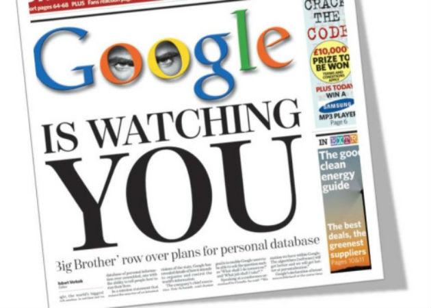 Google tendrá que pagar 7 millones por street view