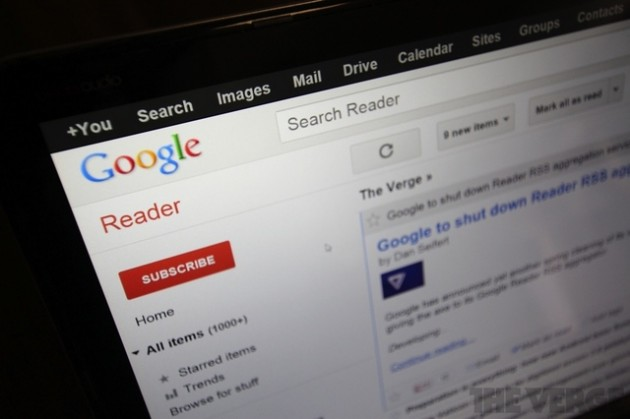 Google se excusa por el cierre de Reader