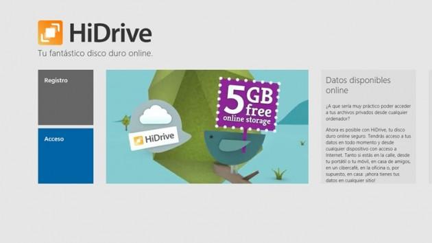 Nuevas Apps para el almacenamiento en la nube de HiDrive