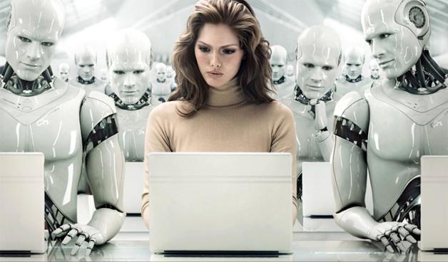 La interacción entre los humanos y las máquinas en los servicios financieros