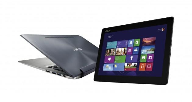 ASUS presenta su Transformer Book: un portátil con una tableta desmontable